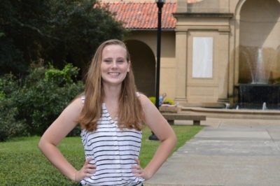 LSU COLLEGE OF AGRICULTURE STAMPS SCHOLAR WORKS ON ANIMAL CONSERVATION