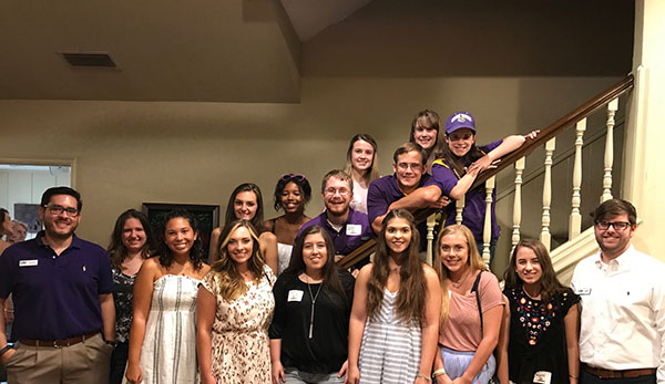 LSU Dallas and Tarrant Tigers Alumni Chapters Host Summer Send Off Party