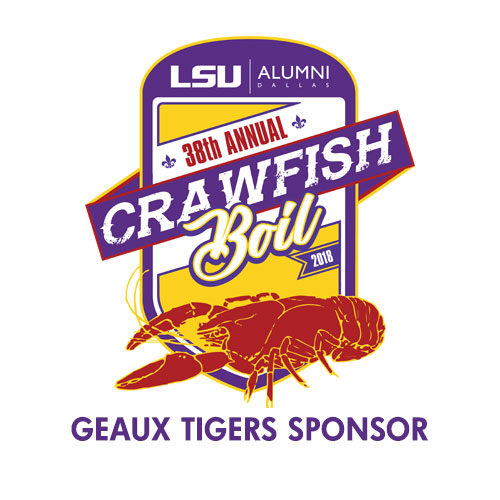 2018 CRAWFISH BOIL - LSU Alumni Dallas Chapter