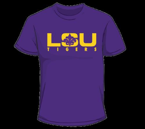 LSU Alumni Dallas T-shirt - Men's