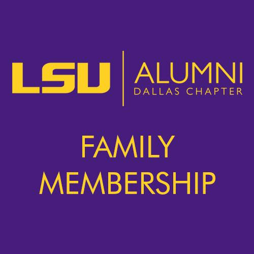 LSU Alumni Dallas - Family Membership