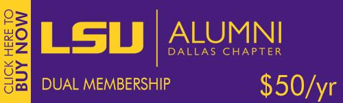 LSU Alumni Membership - Dual Membership