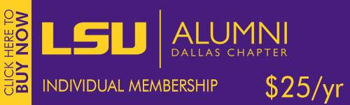 LSU Alumni Membership - Individual Membership