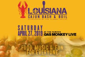 Louisiana Cajun Bash & Boil