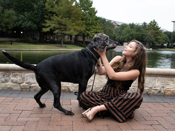 2020 Dallas Chapter Flagship Scholarship –  Sally Goebel